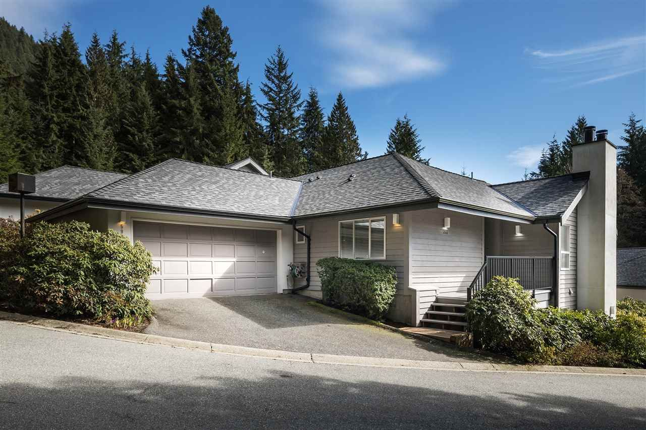 """Main Photo: 5960 NANCY GREENE Way in North Vancouver: Grouse Woods Townhouse for sale in """"Grousemont Estates"""" : MLS®# R2252929"""