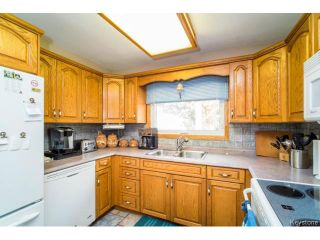 Photo 5: 1455 Somerville Avenue in WINNIPEG: Manitoba Other Residential for sale : MLS®# 1419393