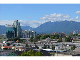 Photo 1: PH605 256 2 Avenue in Vancouver: Mount Pleasant VE Condo for sale (Vancouver East)  : MLS®# V960000