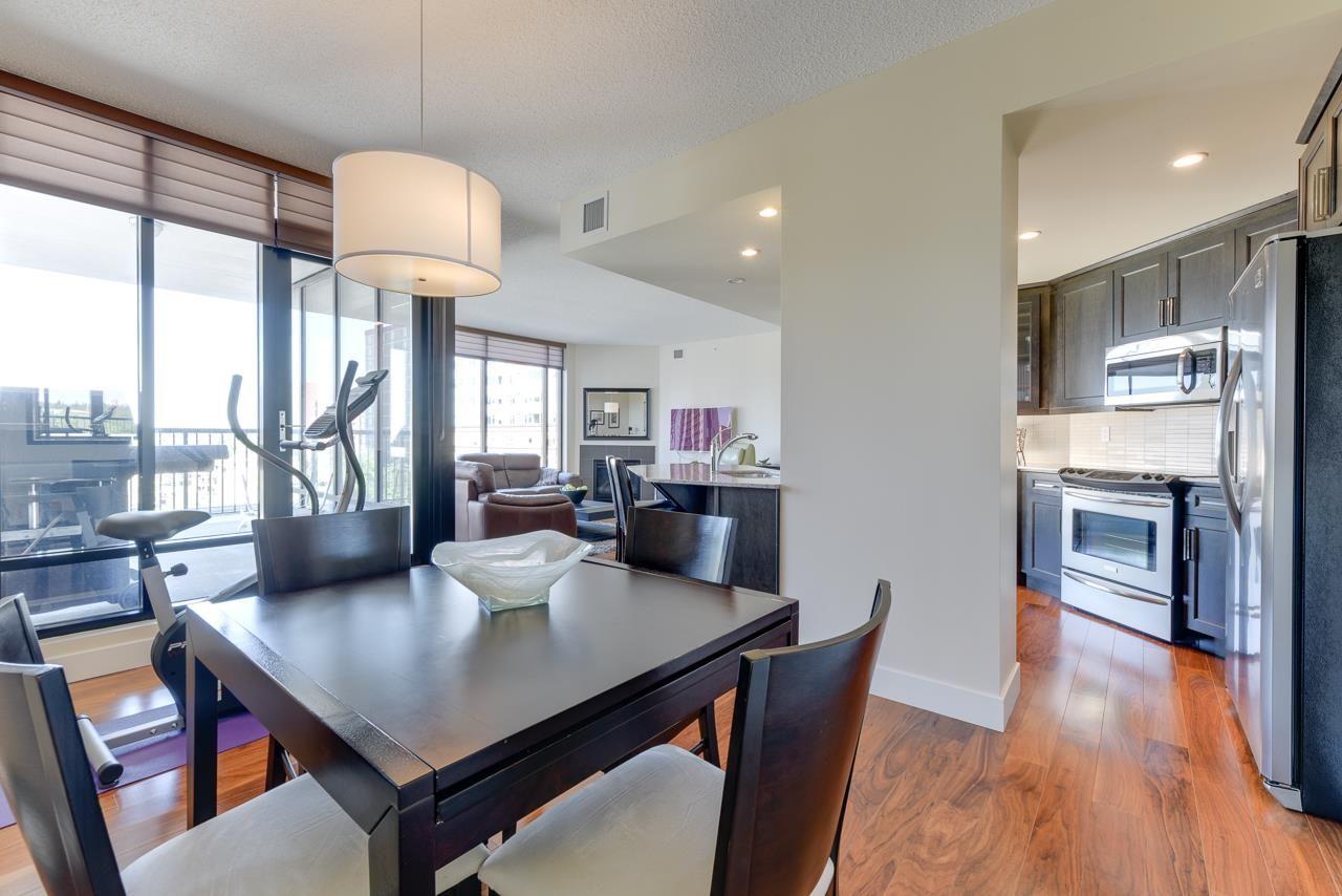 Photo 9: Photos: 601 11933 JASPER Avenue in Edmonton: Zone 12 Condo for sale : MLS®# E4233069