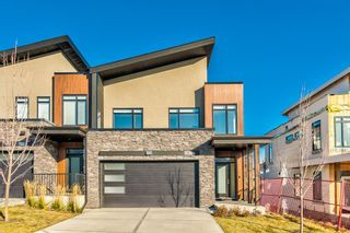 Main Photo: 287 Royal Elm Road NW in Calgary: Royal Oak Row/Townhouse for sale : MLS®# A1156030