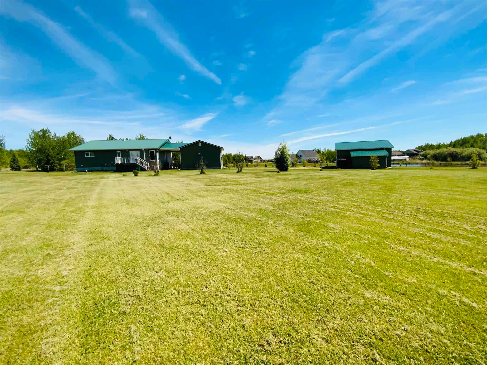 Main Photo: 18 243050 TWP RD 474: Rural Wetaskiwin County House for sale : MLS®# E4242590