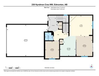 Photo 40: 230 HYNDMAN Crescent in Edmonton: Zone 35 House for sale : MLS®# E4264203