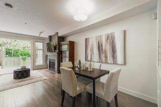 """Photo 4: 234 2565 W BROADWAY in Vancouver: Kitsilano Townhouse for sale in """"TRAFALGAR MEWS"""" (Vancouver West)  : MLS®# R2598629"""