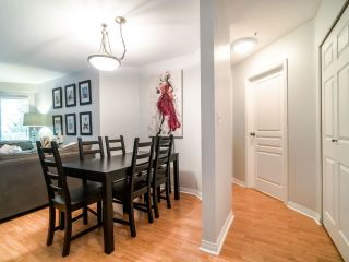 """Photo 9: 210 8450 JELLICOE Street in Vancouver: South Marine Condo for sale in """"THE BOARDWALK"""" (Vancouver East)  : MLS®# R2406380"""