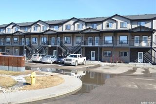 Photo 1: 205 3818 Dewdney Avenue East in Regina: East Pointe Estates Residential for sale : MLS®# SK845387