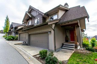 "Photo 1: 50 55 HAWTHORN Drive in Port Moody: Heritage Woods PM Townhouse for sale in ""COBALT SKY"" : MLS®# R2119312"
