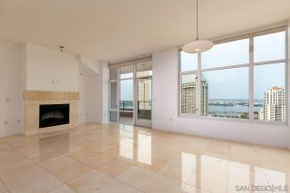 Photo 2: DOWNTOWN Condo for rent : 2 bedrooms : 550 Front St #2104 in San Diego