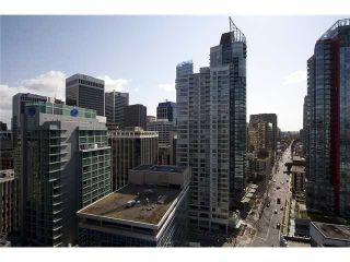 "Photo 3: 2404 1205 W HASTINGS Street in Vancouver: Coal Harbour Condo for sale in ""THE CIELO"" (Vancouver West)  : MLS®# V883729"