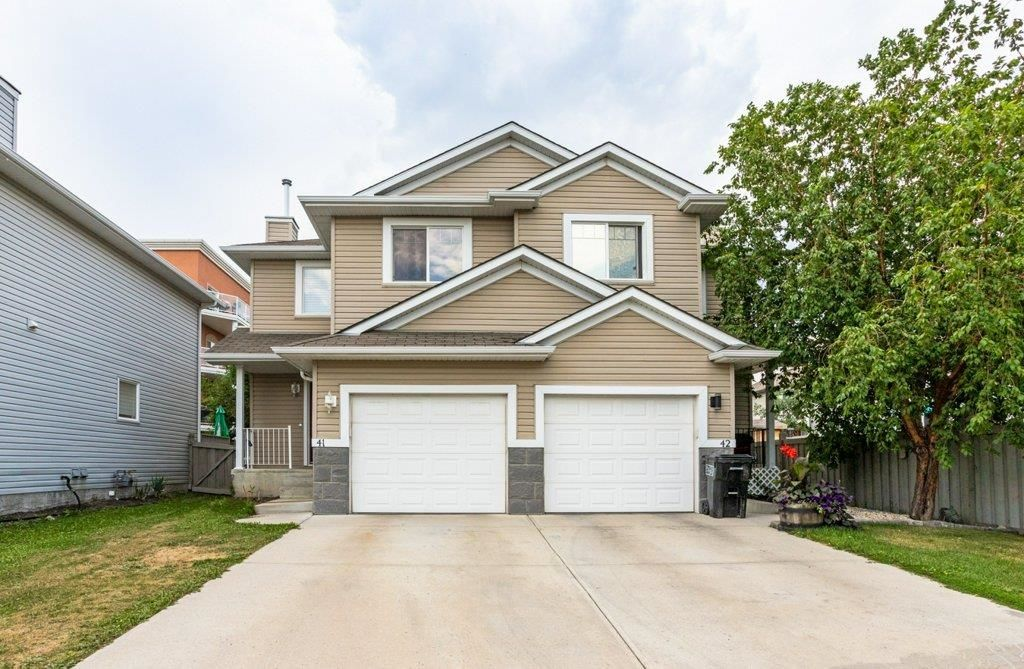 Main Photo: 41 287 MACEWAN Road in Edmonton: Zone 55 House Half Duplex for sale : MLS®# E4258475