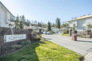 """Photo 1: 53 34250 HAZELWOOD Avenue in Abbotsford: Abbotsford East Townhouse for sale in """"Still Creek"""" : MLS®# R2567528"""