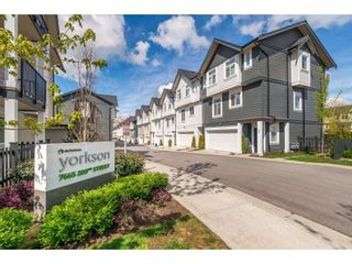 """Photo 2: 76 7665 209 Street in Langley: Willoughby Heights Townhouse for sale in """"Archstone"""" : MLS®# R2359787"""