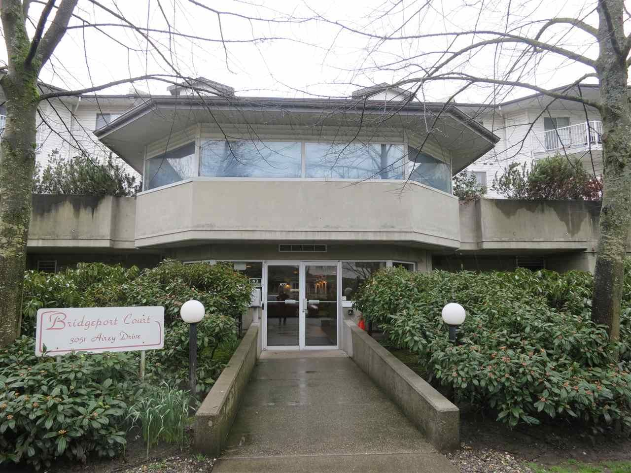 Main Photo: 106 3051 AIREY DRIVE in Richmond: West Cambie Condo for sale : MLS®# R2053164
