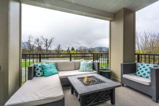 "Photo 34: 312 45761 STEVENSON Road in Chilliwack: Sardis East Vedder Rd Condo for sale in ""PARKRIDGE"" (Sardis)  : MLS®# R2545582"