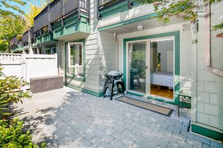 "Photo 19: 2575 EAST Mall in Vancouver: University VW Townhouse for sale in ""LOGAN LANE"" (Vancouver West)  : MLS®# R2302222"