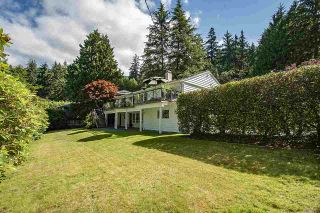 Photo 38: 3846 BAYRIDGE Avenue in West Vancouver: Bayridge House for sale : MLS®# R2557396
