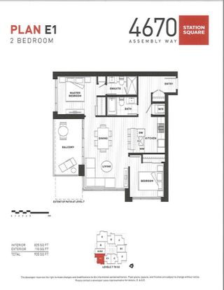 Photo 20: 5102 4670 ASSEMBLY Way in Burnaby: Metrotown Condo for sale (Burnaby South)  : MLS®# R2598747