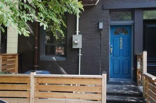 Photo 1: 232 Ontario Street in Toronto: Moss Park House (Bungalow) for lease (Toronto C08)  : MLS®# C5368644