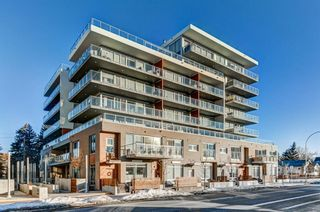 Main Photo: 1505 1234 5 Avenue NW in Calgary: Hillhurst Apartment for sale : MLS®# A1130261