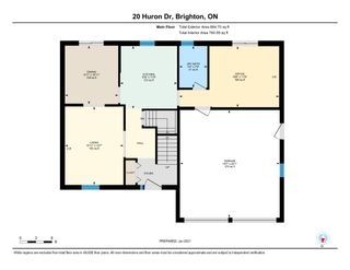 Photo 42: 20 Huron Drive in Brighton: House for sale : MLS®# 40124846