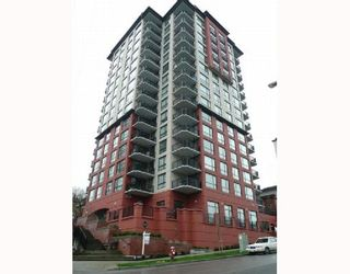 """Photo 1: 206 833 AGNES Street in New_Westminster: Downtown NW Condo for sale in """"NEWS"""" (New Westminster)  : MLS®# V701575"""