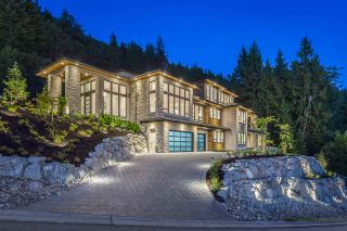 "Photo 1: 1983 NORTH CHARLOTTE Road: Anmore House for sale in ""PINNACLE RIDGE ESTATES"" (Port Moody)  : MLS®# R2185663"