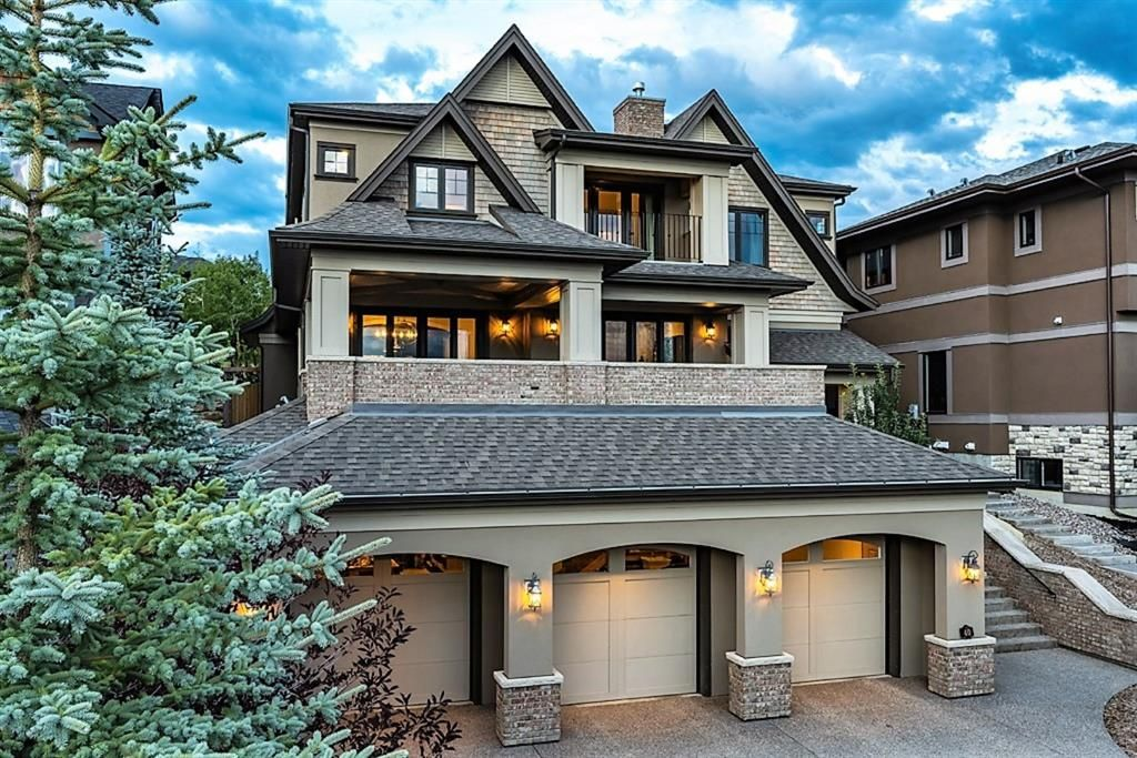 This eye-catching home, with sweeping mountain vistas welcomes those with discerning taste, love of the unique and and appreciation for remarkable beauty - with a replacement value of $3.1 million.