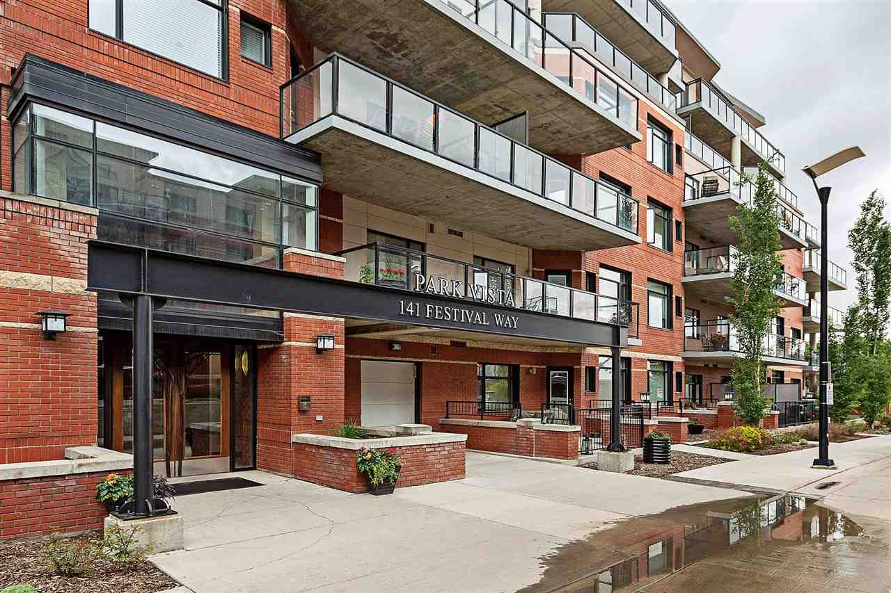Main Photo: 303 141 FESTIVAL Way: Sherwood Park Condo for sale : MLS®# E4228912