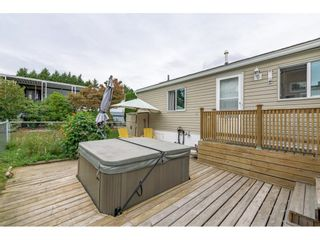 """Photo 28: 38 15875 20 Avenue in Surrey: King George Corridor Manufactured Home for sale in """"Sea Ridge Bays"""" (South Surrey White Rock)  : MLS®# R2616813"""