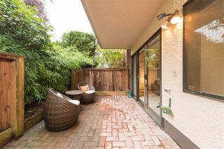"""Photo 13: 117 1235 W 15TH Avenue in Vancouver: Fairview VW Condo for sale in """"THE SHAUGHNESSY"""" (Vancouver West)  : MLS®# R2109921"""