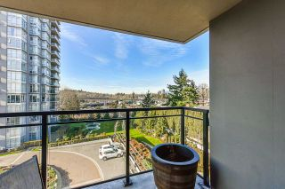 "Photo 14: 607 575 DELESTRE Avenue in Coquitlam: Coquitlam West Condo for sale in ""CORA"" : MLS®# R2530484"
