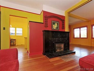 Photo 6: 1245 Queens Ave in VICTORIA: Vi Fernwood House for sale (Victoria)  : MLS®# 640680