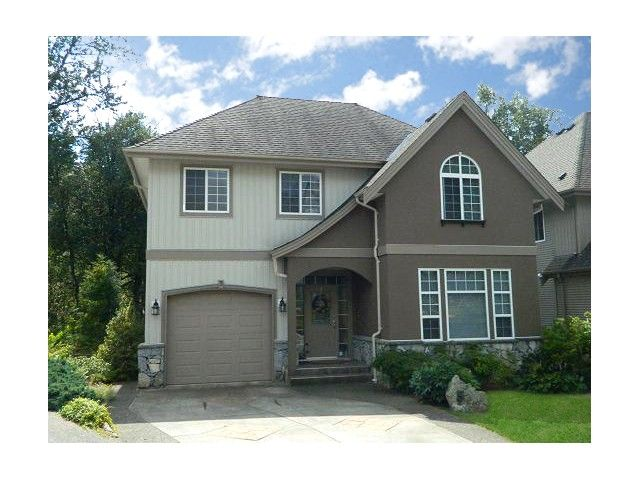 Main Photo: # 5 33925 ARAKI CT in Mission: Mission BC House for sale : MLS®# F1319559