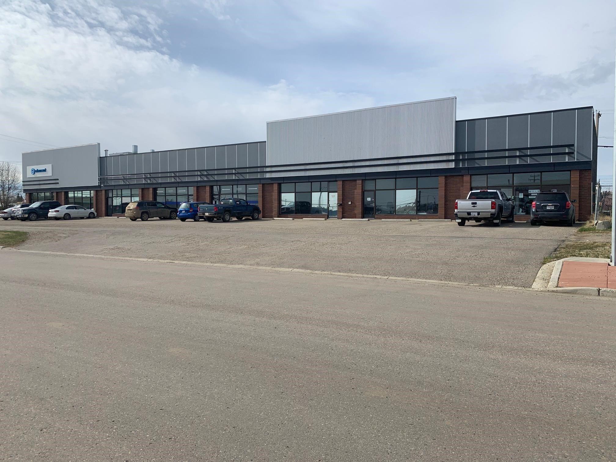 Main Photo: 8 8822 100 Street in Fort St. John: Fort St. John - City SE Industrial for lease (Fort St. John (Zone 60))  : MLS®# C8040321