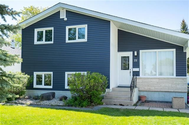 Main Photo: 75 Bibeau Bay in Winnipeg: Windsor Park Residential for sale (2G)  : MLS®# 1913977