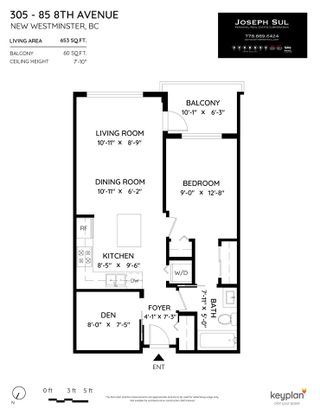 """Photo 26: 305 85 EIGHTH Avenue in New Westminster: GlenBrooke North Condo for sale in """"EIGHT WEST"""" : MLS®# R2562592"""