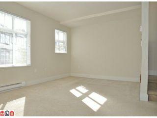 "Photo 7: 40 16233 83RD Avenue in Surrey: Fleetwood Tynehead Townhouse for sale in ""VERANDA"" : MLS®# F1125502"