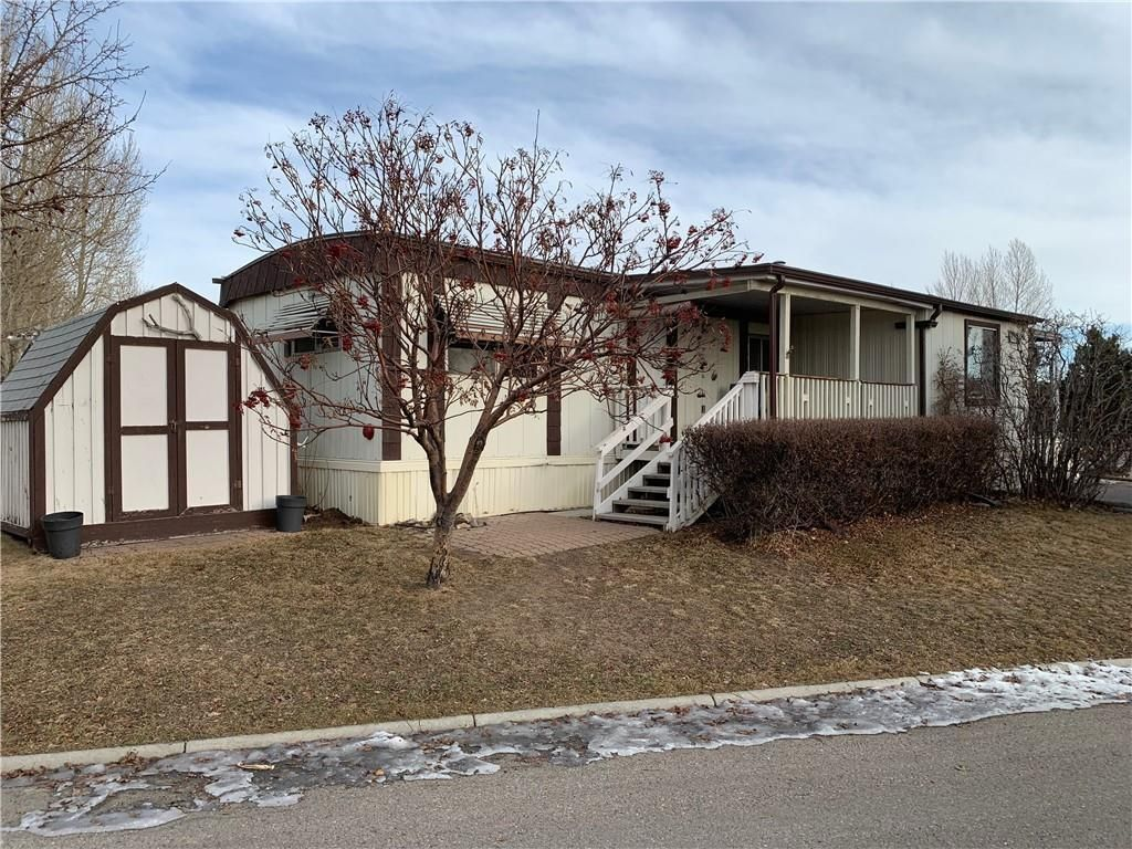Main Photo: 166 99 ARBOUR LAKE Road NW in Calgary: Arbour Lake Mobile for sale : MLS®# A1032510