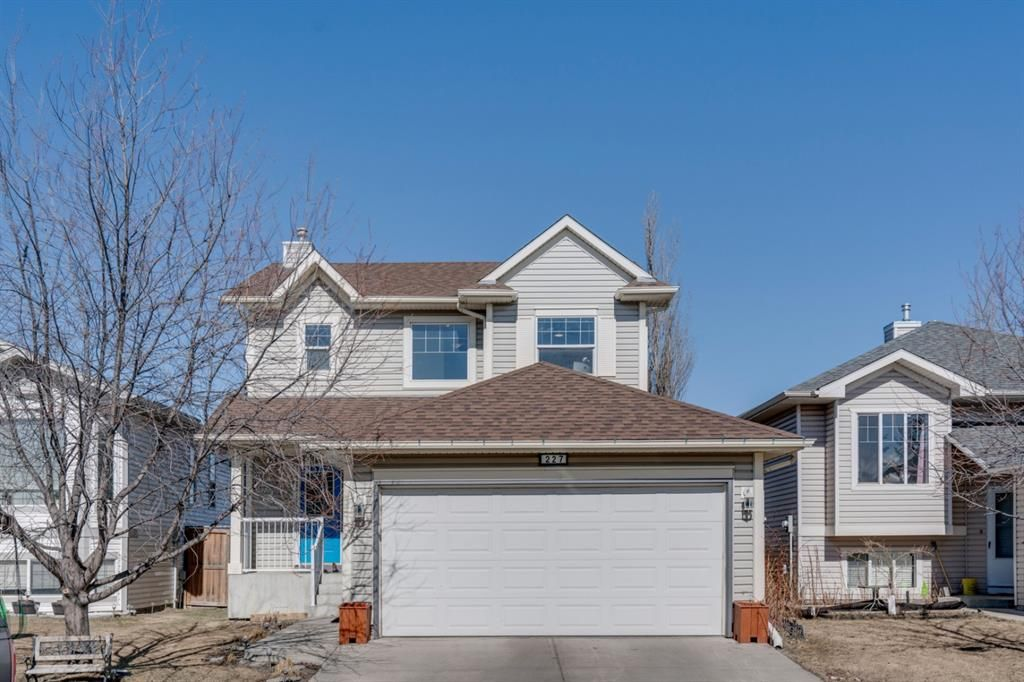 Main Photo: 227 Silver Springs Way NW: Airdrie Detached for sale : MLS®# A1083997