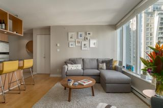 """Photo 2: 1204 1010 RICHARDS Street in Vancouver: Yaletown Condo for sale in """"THE GALLERY"""" (Vancouver West)  : MLS®# R2115670"""