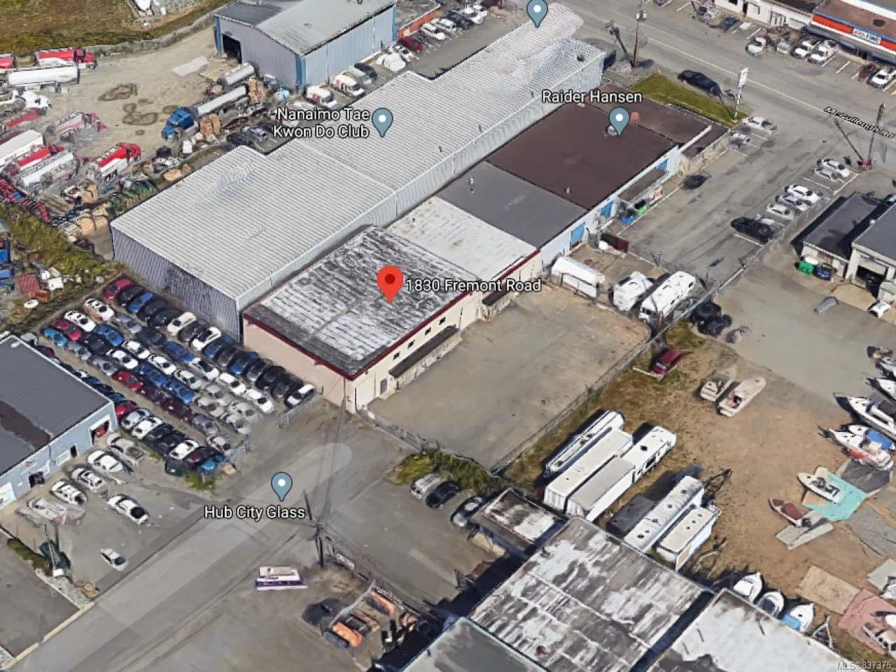 Photo 2: Photos: D 1830 Fremont Rd in NANAIMO: Na Diver Lake Industrial for lease (Nanaimo)  : MLS®# 837375