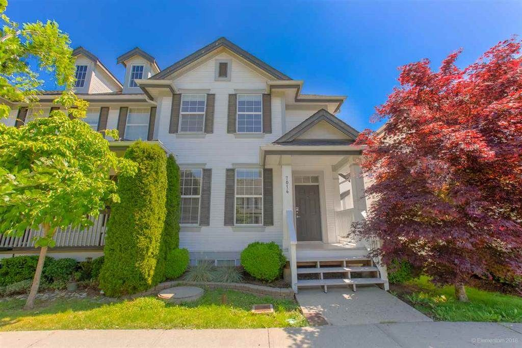"""Main Photo: 7014 179A Street in Surrey: Cloverdale BC Condo for sale in """"TERRACES AT PROVINCETON"""" (Cloverdale)  : MLS®# R2391476"""