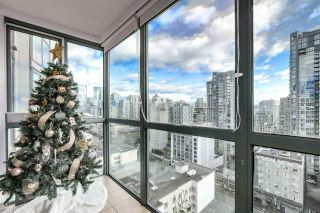 "Photo 8: 1606 1188 HOWE Street in Vancouver: Downtown VW Condo for sale in ""1188 HOWE"" (Vancouver West)  : MLS®# R2553877"