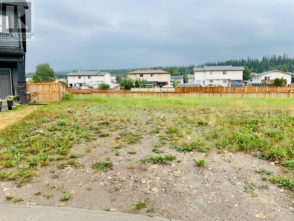 Main Photo: 121 Cache Percotte  Cove in Hinton: Vacant Land for sale : MLS®# A1056970