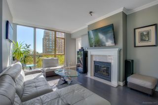 "Photo 2: 507 6838 STATION HILL Drive in Burnaby: South Slope Condo for sale in ""THE BELGRAVIA"" (Burnaby South)  : MLS®# R2185775"