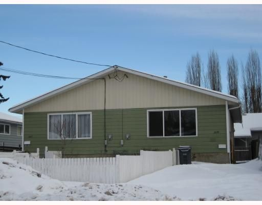 "Main Photo: 2636 QUINCE Street in Prince_George: VLA Duplex for sale in ""VLA"" (PG City Central (Zone 72))  : MLS®# N178743"