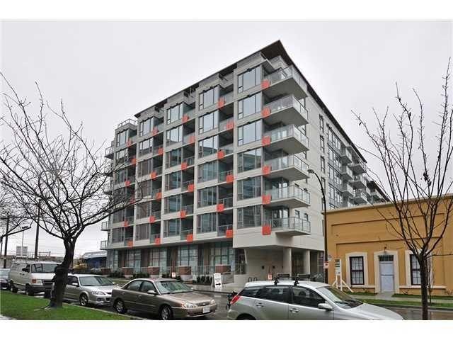 Main Photo: # 608 251 E 7TH AV in Vancouver: Mount Pleasant VE Condo for sale (Vancouver East)  : MLS®# V1065509