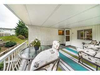 """Photo 30: 108 15875 20 Avenue in Surrey: King George Corridor Manufactured Home for sale in """"Sea Ridge Bays"""" (South Surrey White Rock)  : MLS®# R2512573"""