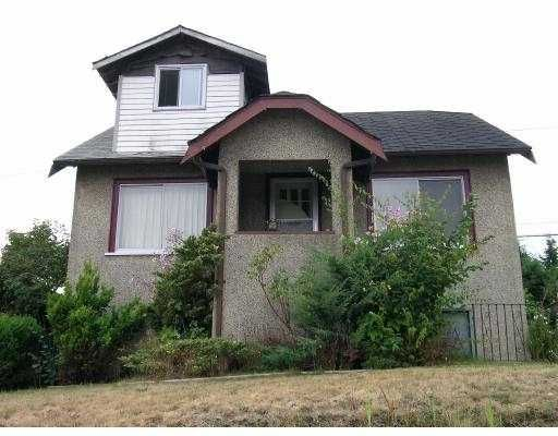 Main Photo: 824 BURNABY ST in New Westminster: The Heights NW House for sale : MLS®# V610543