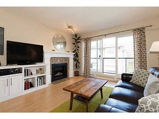 """Photo 6: 306 833 W 16TH Avenue in Vancouver: Fairview VW Condo for sale in """"The Emerald"""" (Vancouver West)  : MLS®# V1063181"""